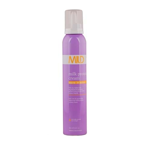 MİLD MİLK PROTEİN CREAM (KÖPÜK) 200 ML